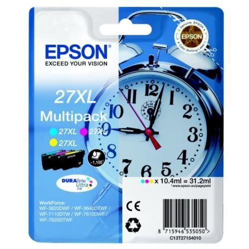 Набор картриджей EPSON T2715 3 цвета [c13t27154022]