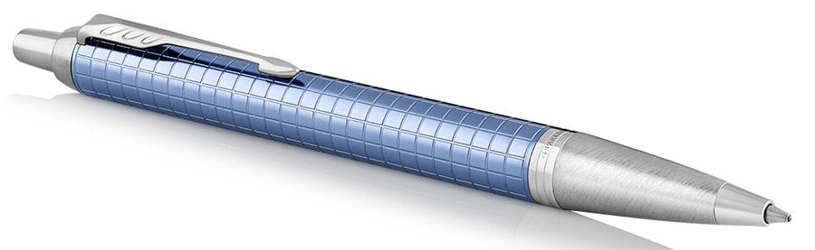 Ручка шариковая Parker IM Premium K322 (1931691) Blue CT M синие чернила подар.кор.