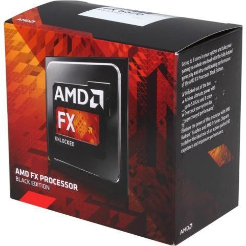 Процессор AMD FX 8370, SocketAM3+ BOX [fd8370frhkhbx]