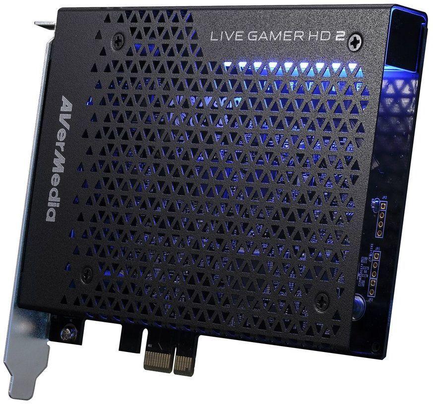 Карта видеозахвата AVERMEDIA LIVE GAMER HD 2 GC570,  внутренний