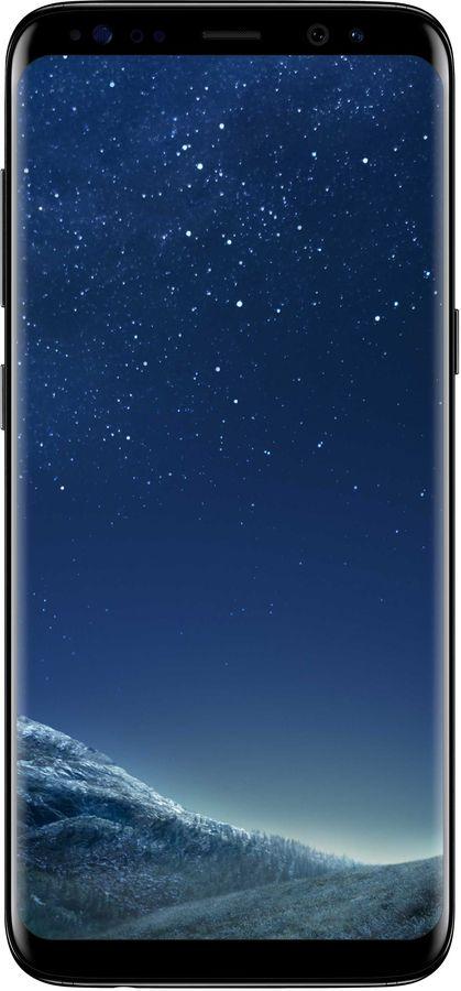 Смартфон SAMSUNG Galaxy S8 64Gb,  SM-G950F,  черный
