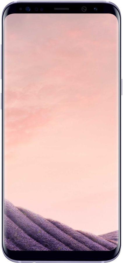 Смартфон SAMSUNG Galaxy S8 64Gb,  SM-G950F,  аметист