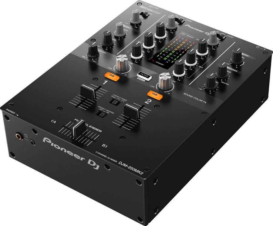Музыкальный пульт PIONEER DJM-250MK2