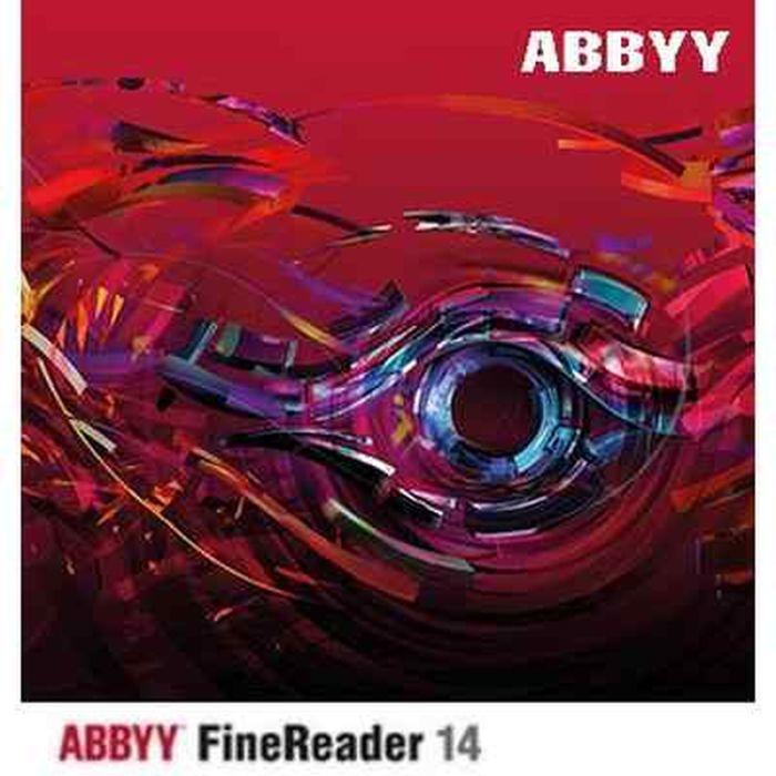 Программное обеспечение ABBYY FineReader 14 Standard Full [af14-1s1b01-102]