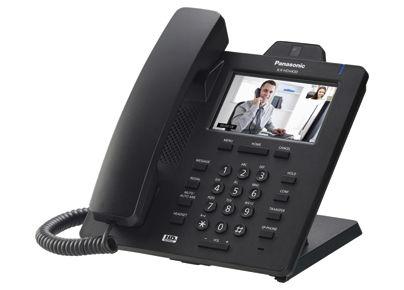 SIP телефон PANASONIC KX-HDV430RUB