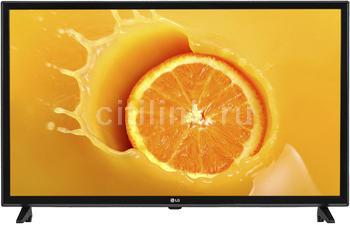 LED телевизор LG32LJ500V «R», черный