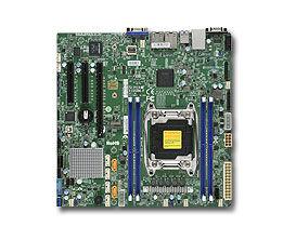Серверная материнская плата SUPERMICRO MBD-X10SRM-F-O,  Ret