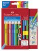 Карандаши цветные Faber-Castell Grip 2001 201396 12цв. карт.кор. вид 1