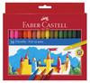 Фломастеры Faber-Castell Eberhard Faber Замок 554236 36цв. коробка