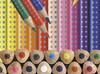 Карандаши цветные Faber-Castell GRIP 2001 112413 12цв. мет.кор. вид 2