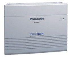 Гибридная аналоговая АТС PANASONIC KX-TEM824RU