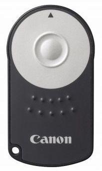 ПДУ CANON RC-6, для зеркальных и системных камер Canon EOS 450D/500D/550D/600D/60D/7D/5D Mark II [4524b001]