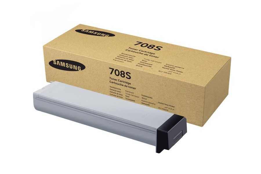 Картридж SAMSUNG MLT-D708S/SEE черный