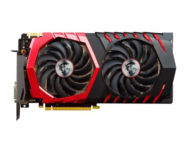 Видеокарта MSI GeForce GTX 1080,  GTX 1080 GAMING X+ 8G,  8Гб, GDDR5X, OC,  Ret