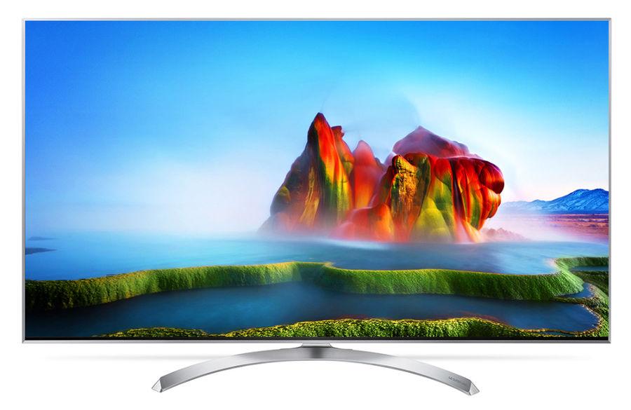 LG 55SJ810V LED телевизор