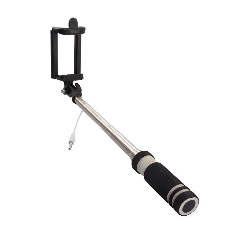 Cелфи-палка REKAM SelfiPod S-350B, черный