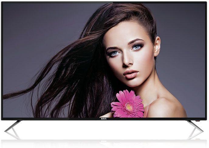 """LED телевизор BBK 50LEX-5039/FT2C  """"R"""", 50"""", FULL HD (1080p),  черный"""