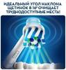 Электрическая зубная щетка ORAL-B CrossAction PRO 450 оранжевый вид 7