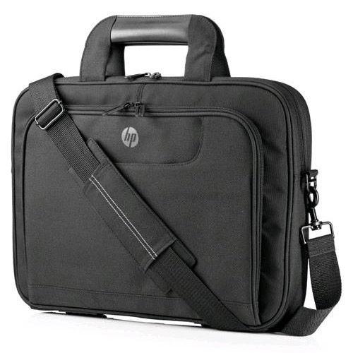 """Сумка для ноутбука 14"""" HP Value Topload, черный/черный [l3t08aa]"""