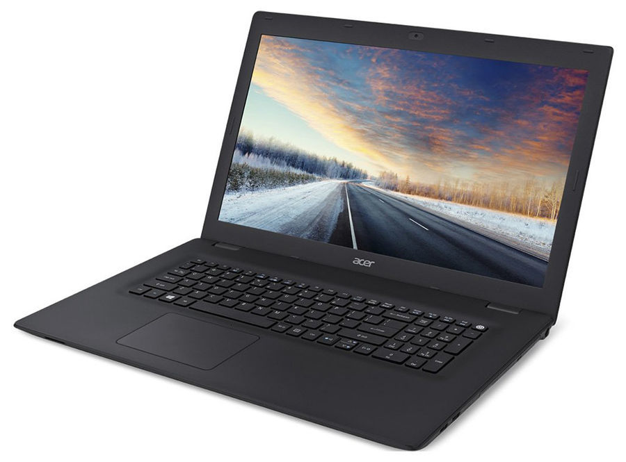Ноутбук ACER TravelMate TMP278-MG-30DG, 17.3, Intel Core i3 6006U 2.0ГГц, 4Гб, 1000Гб, nVidia GeForce 920M - 2048 Мб, DVD-RW, Linux, NX.VBQER.003, черный ноутбук hasee 14 intel i3 3110m dvd rw nvidia geforce gt 635m intel gma hd 4000 2 g k460n