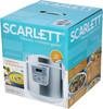 Мультиварка SCARLETT SC-MC410S18,  860Вт,   серебристый/белый [sc - mc410s18] вид 12