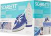 Утюг SCARLETT SC-SI30K22,  2200Вт,  белый/ синий [sc - si30k22] вид 8