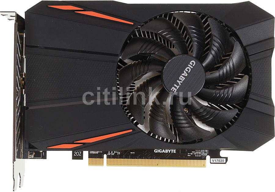 Видеокарта GIGABYTE AMD  Radeon RX 550 ,  GV-RX550D5-2GD,  2Гб, GDDR5, OC,  Ret