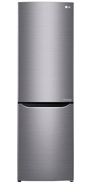 Холодильник LG GA-B429SMCZ,  двухкамерный, серый