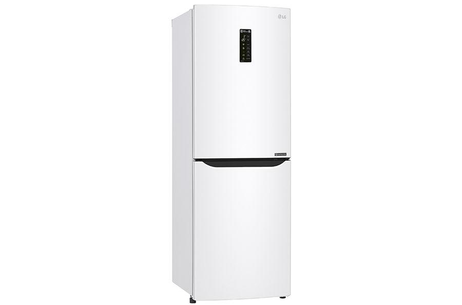 Холодильник LG GA-B389SQQZ белый (плохая упаковка)