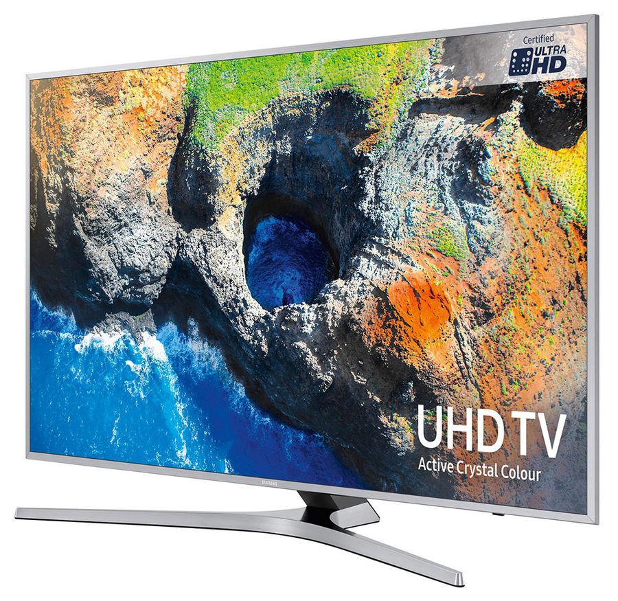 LED телевизор SAMSUNG UE49MU6400UXRU
