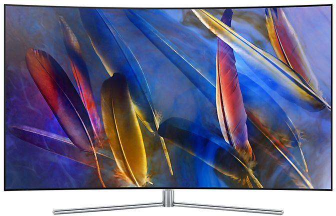 LED телевизор SAMSUNG QE55Q7CAMUXRU