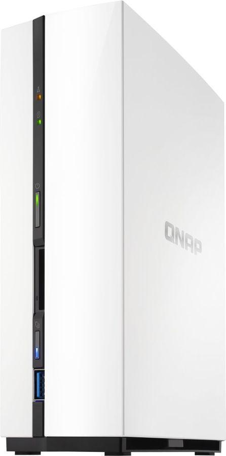Сетевое хранилище QNAP D1,  без дисков