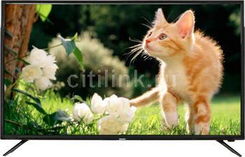 LED телевизор SAMSUNG QE55Q7CAMUXRU «R», серебристый