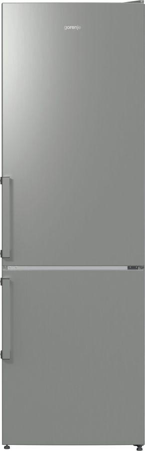 Холодильник GORENJE NRK6191GHX,  двухкамерный, нержавеющая сталь