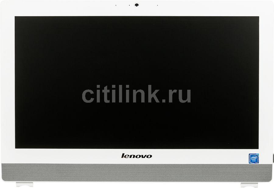 "Моноблок LENOVO S200z, 19.5"", Intel Celeron J3060, 4Гб, 500Гб, Intel HD Graphics 400, noOS, белый [10k1000jru]"