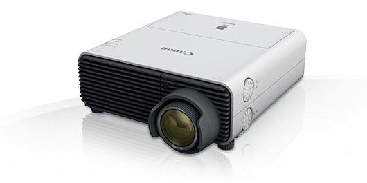 Проектор CANON WX450ST белый