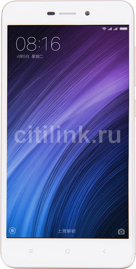 Смартфон XIAOMI Redmi 4A 32Gb,  золотистый