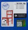 Картридж BROTHER LC3619XLBK черный вид 3