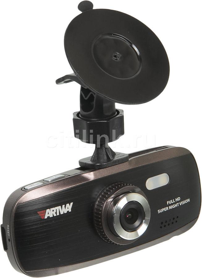Видеорегистратор ARTWAY 390 черный