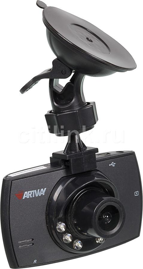 Видеорегистратор ARTWAY AV-520,  черный