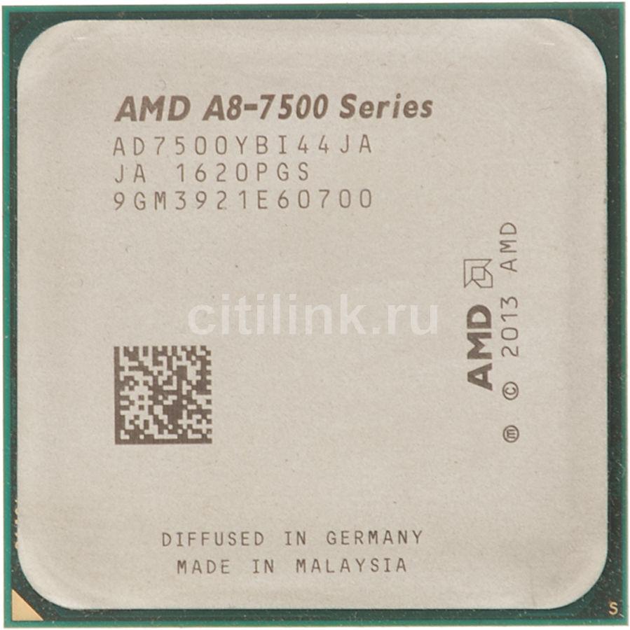 Процессор AMD A8 7500, SocketFM2+ OEM [ad7500ybi44ja]