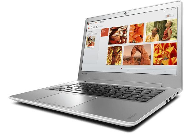 Ноутбук LENOVO IdeaPad 510S-13IKB, 13.3, Intel Core i3 7100U 2.4ГГц, 8Гб, 1000Гб, Intel HD Graphics 620, Windows 10, 80V0007VRK, белыйНоутбуки<br>экран: 13.3;  разрешение экрана: 1920х1080; тип матрицы: IPS; процессор: Intel Core i3 7100U; частота: 2.4 ГГц; память: 8192 Мб, DDR4, 2133 МГц; HDD: 1000 Гб, 5400 об/мин; Intel HD Graphics 620; WiFi;  Bluetooth; HDMI; WEB-камера; Windows 10<br><br>Линейка: IdeaPad
