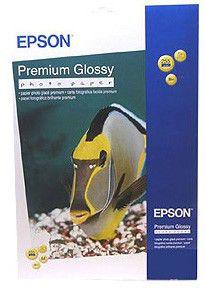 Бумага Epson C13S041822 10x15, 100л, 255г/м2 Глянцевая высококачественная