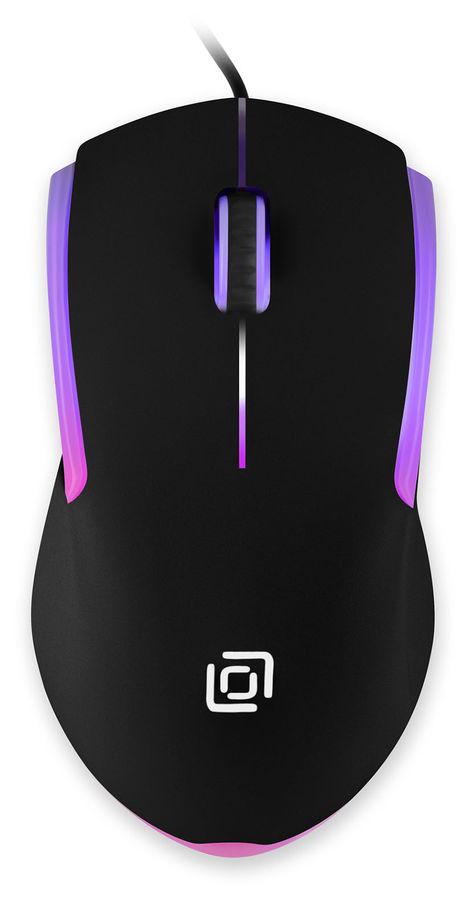 Купить Мышь ОКЛИК 245M, проводная, USB, черный в интернет-магазине СИТИЛИНК, цена на Мышь ОКЛИК 245M, проводная, USB, черный (471479) - Уфа