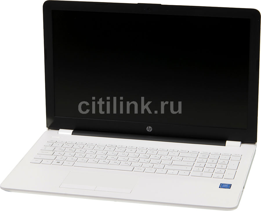 Ноутбук HP 15-bs040ur, 15.6, Intel Pentium N3710 1.6ГГц, 4Гб, 500Гб, Intel HD Graphics 405, Windows 10, 1VH40EA, белый ноутбук acer aspire a315 31 c3cw 15 6 intel celeron n3350 1 1ггц 4гб 500гб intel hd graphics 500 windows 10 черный [nx gnter 005]