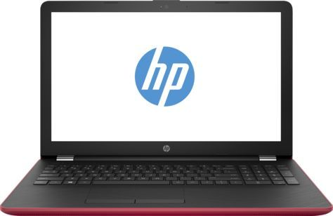 Ноутбук HP 15-bs043ur, 15.6, Intel Pentium N3710 1.6ГГц, 4Гб, 500Гб, Intel HD Graphics 405, Windows 10, 1VH43EA, красный ноутбук hp 15 bs009ur pent n3710 1 6ghz 15 6 4gb ssd128gb hd graphics 405 w10home64 black 1zj75ea