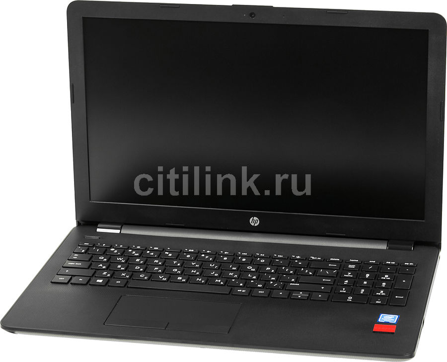 Ноутбук HP 15-bs045ur, 15.6, Intel Pentium N3710 1.6ГГц, 4Гб, 500Гб, AMD Radeon 520 - 2048 Мб, Windows 10, черный [1vh44ea]Ноутбуки<br>экран: 15.6;  разрешение экрана: 1366х768; процессор: Intel Pentium N3710; частота: 1.6 ГГц (2.56 ГГц, в режиме Turbo); память: 4096 Мб, DDR3L; HDD: 500 Гб, 5400 об/мин; AMD Radeon 520 - 2048 Мб; WiFi;  Bluetooth; HDMI; WEB-камера; Windows 10<br>
