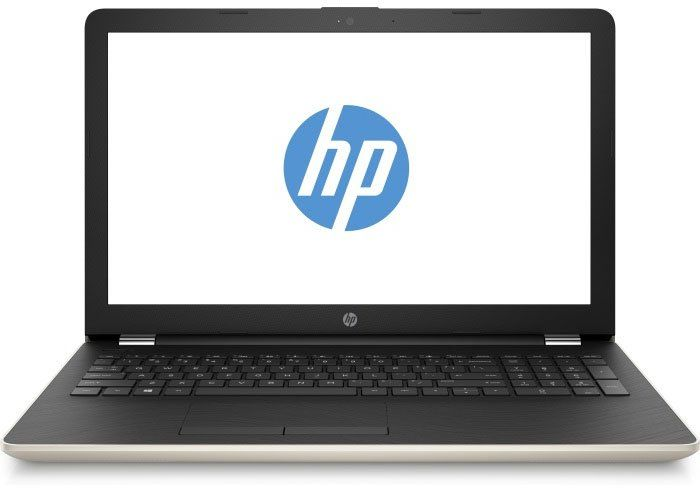Ноутбук HP 15-bs055ur, 15.6, Intel Core i3 6006U 2ГГц, 4Гб, 500Гб, Intel HD Graphics 520, Windows 10, 1VH53EA, золотистый ноутбук hp 15 bs027ur 1zj93ea core i3 6006u 4gb 500gb 15 6 dvd dos black
