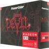 Видеокарта POWERCOLOR AMD  Radeon RX 580 ,  AXRX 580 8GBD5-3DH/OC Red Devil,  8Гб, GDDR5, OC,  Ret вид 7