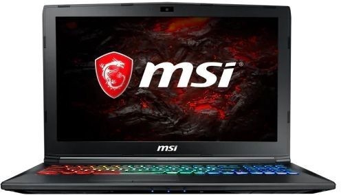 Ноутбук MSI GP62M 7REX(Leopard Pro)-1280RU, 15.6, Intel Core i7 7700HQ, 2.8ГГц, 16Гб, 1000Гб, nVidia GeForce GTX 1050 Ti - 4096 Мб, Windows 10, черный [9s7-16j9b2-1280]Ноутбуки<br>экран: 15.6;  разрешение экрана: 1920х1080; процессор: Intel Core i7 7700HQ; частота: 2.8 ГГц (3.8 ГГц, в режиме Turbo); память: 16384 Мб, DDR4; HDD: 1000 Гб, 5400 об/мин; nVidia GeForce GTX 1050 Ti - 4096 Мб; WiFi;  Bluetooth; HDMI; WEB-камера; Windows 10<br>